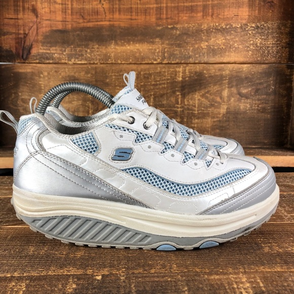 Skechers Shoes | Womens Shape Ups White